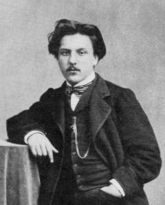 Gabriel Fauré: a man!